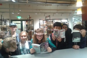 Vorlesung in der Zentralbibliothek zu Cybermobbing