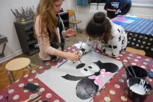 """Figurenkaleidoskop"" – ein Projekt in Kooperation mit dem KULTURPUNKT Barmbek°Basch"