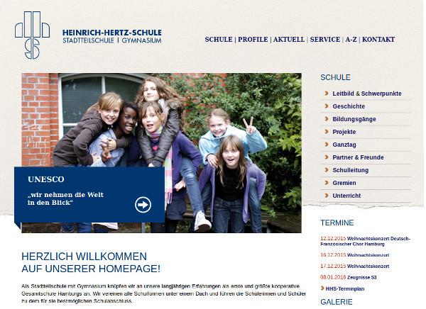 HHS-Screenshot