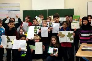 Naturtagebuch – 5e gewinnt einen Gruppenpreis