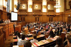 Jugend im Parlament: Wir waren dabei!