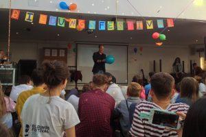 ILS goes Bildungsfestival!