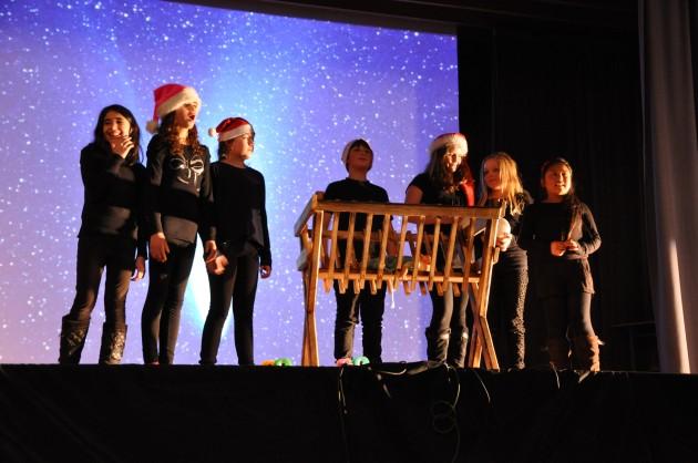 Weihnachtsspektakel 2013