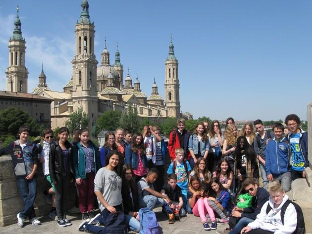 Spanienreise Zaragoza