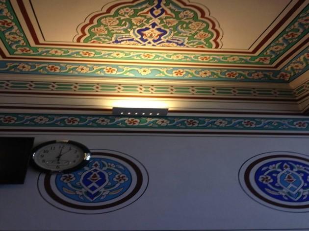 Unser Moschee Besuch