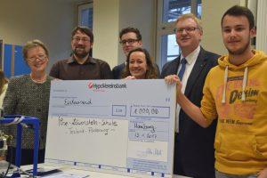 ILS gewinnt Technik-Preis des Hanseatischen Ingenieurs Club e.V.