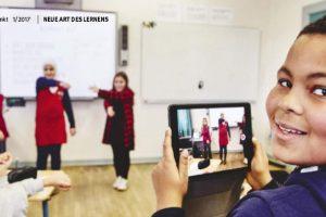 Digitale Lerneinheit: Fit fürs Lernen