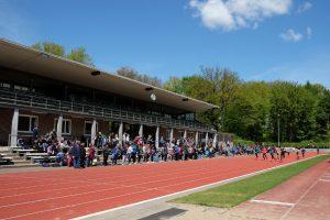 Bundesjugendspiele 2017 im Stadtpark