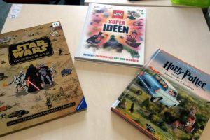 100 neue Leasing-Bücher von den Bücherhallen
