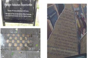 Rallye im Grindelviertel zu jüdischer Geschichte
