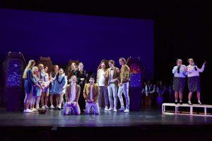 """Bühnenbild für """"Romeo und Julia"""" gestaltet"""