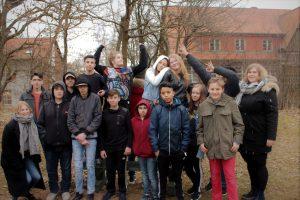 Pauken für den ESA – Schüler*innen der ILS 5 Tage im MUT-Camp