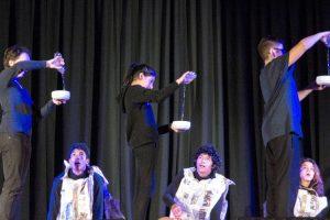 Beeindruckende Abschlusspräsentation der KinderKulturKarawane