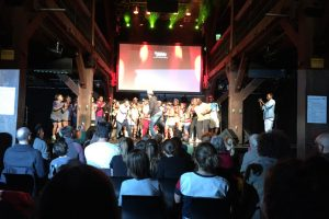 Kinderkulturkarawane Abschlussfeier