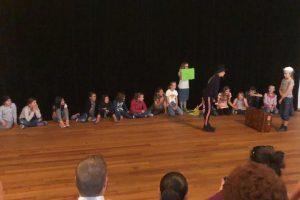 Workshop am Deutschen Schauspielhaus