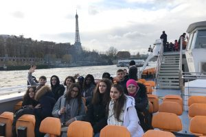 Enfin à Paris – Endlich in Paris mit dem Französischkurs Jg.10