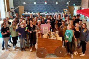 Robin Hood: Social-Day-Piloten im Einsatz