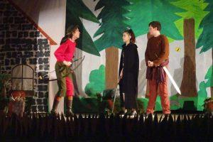 Robin Hood – Unser erstes Theater-Musik-Projekt