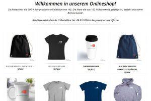 Schulsprecher-Team eröffnet Online-Shop