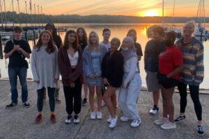 Kennenlernreise ILS-Praxisklasse zum Ratzeburger See