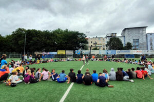 Jahrgangsinternes Sport-Turnier in den Klassen 5, 6, 8 und 10